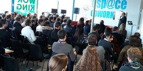 Le forum JobsTIC, dans une édition organisée précédemment à Toulouse