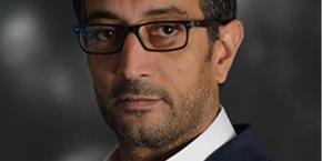 Lahouri Kaddouri, fondateur de LKSpatialis à Montpellier.