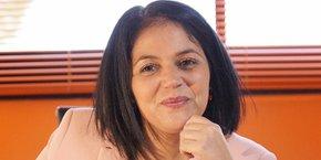Johanna Del Campo, créatrice de l'appli