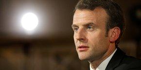 Emmanuel Macron s'entretiendra en face-à-face avec les Pdg de Facebook, IBM, Uber, Microsoft en marge du sommet Tech for good qui se tiendra mercredi 23 mai.