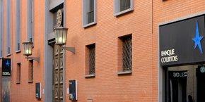 La Banque Courtois compte 79 agences réparties sur 13 départements du Sud-Ouest.
