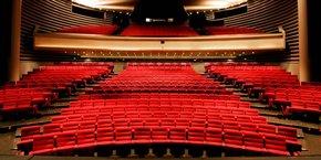 Le Théâtre de Nîmes, où se déroulera la soirée de lancement, est aussi intégré au comité technique de Nîmes Mécénat