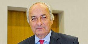 Pierre Goguet a été élu président de CCI France en 2017.