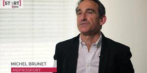 La société a été fondée par Michel Brunet, ex-rugbyman de haut niveau