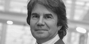 Nicolas Nuger,  membre du directoire et directeur de la communication.