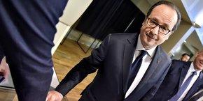 François Hollande dédicacera son livre Les leçons du pouvoir à Toulouse le 19 mai.