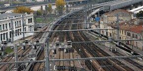 Les arbitrages sur le calendrier de réalisation des LGV au sud de Bordeaux pourrait être rendus par le gouvernement d'ici la fin du mois de mai.