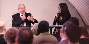 Jean-Michel Vernhes était l'invité de La Matinale de La Tribune ce 18 mai.