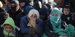 Le conseil de l'europe deplore la situation des migrants en grece