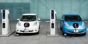 Voiture électrique Nissan