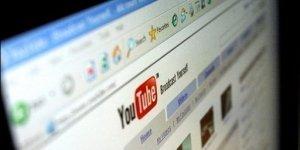 L'écran d'accueil de YouTube