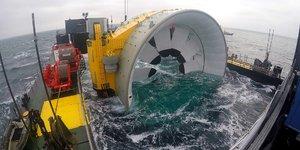 Energie océanique
