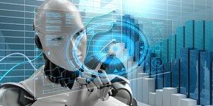 intelligence artificielle, robot, IA