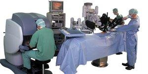 Da Vinci, robot chirurgien