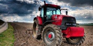 Agriculture, tracteur, sol, agroalimentaire, céréales, ferme, paysan, McCormick,