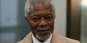 Kofi annan est mort