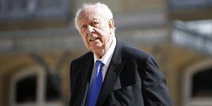 Gaudin quitte la presidence de la metropole d'aix-marseille