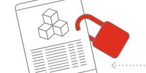 Blockchain schéma cadenas blocs