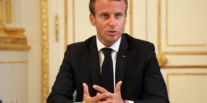 Macron attendu au tournant sur le plan pauvrete