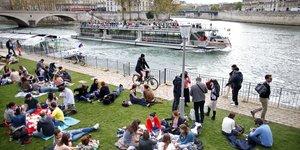 Parc Rive de Seine