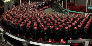 Trois embouteilleurs de coca-cola fusionnent en europe