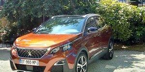 Peugeot 3008, automobile