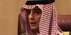 Khashoggi: une enorme erreur, dit le ministre saoudien des affaires etrangeres