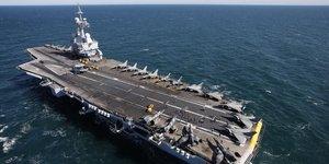 Parly lance une etude de 18 mois sur un futur porte-avions