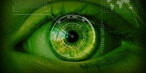 oeil fichage fichier TES données personelles