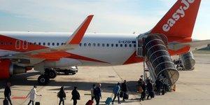 Easyjet pense utiliser des avions electriques d'ici 2030