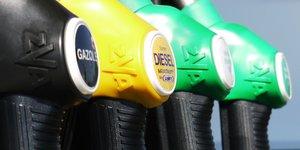 carburant, essence, diesel