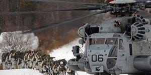 CH-53 Allemagne France hélicoptères lourds