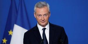 Bruno Le Maire, ministre des Finances, budget, Bercy,