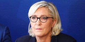 Francophonie: le pen s'indigne du soutien de macron a mushikiwabo