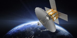 Thales Alenia Space Corée du Sud satellite d'observation radar