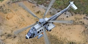 caracal Airbus Helicopters Hongrie