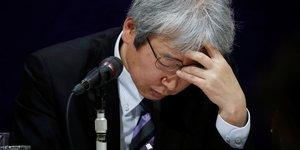 Motonari Otsuru, avocat, Carlos Ghosn, Pdg de Renault, Nissan,