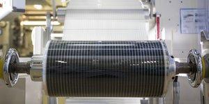 Film photovoltaïque énergie solaire renouvelable armor