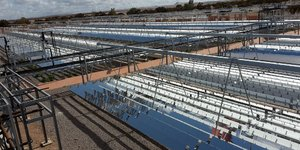 parc solaire Benguerir