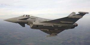 MBDA Meteor Eurofighter Arabie Saoudite Allemagne exportation