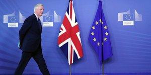 Michel Barnier, Brexit, UE