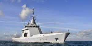 l8217OPV Gowind L8217Adroit, patrouilleur hauturier destiné à des missions de sauvegarde maritime