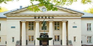 Bourse Oslo