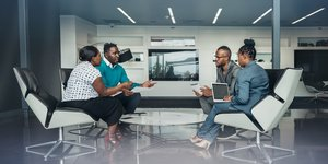 La jeunesse africaine innove pour l'énergie startup pme équipe rh ressources humaine