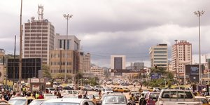 Yaoundé Cameroun