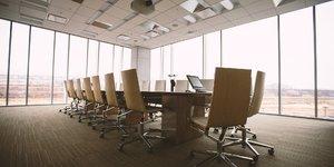 salle de réunion, entreprises