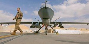 L'armee francaise recherche des pilotes de drones reaper