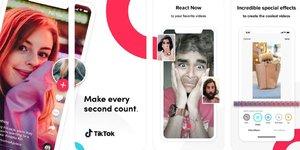 Application Tik Tok musical.ly