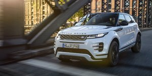 Evoque Rang Rover