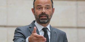 Philippe annonce une hausse des prets pour la transition ecologique